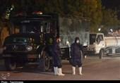 گزارش ویدئویی تسنیم| عملیات جهادی نیروی دریایی سپاه در ضدعفونی معابر / خودروهای جنگ نوین به کمک مردم آمد