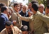 مستندی از حضور سردار سلیمانی در قرارگاه جهادی شهید مغنیه روی آنتن + تیزر