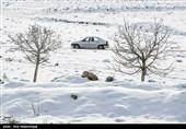 آخرین وضعیت راهها| برف بهاری در جادههای 2 استان/ ترافیک روان در تمام محورهای مواصلاتی