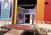 افتتاح نقاهتگاه 2000 تختخوابی ارتش در نمایشگاه بینالمللی تهران