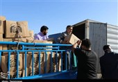 سپاه ناحیه امام علی(ع) اهواز 4 هزار بسته غذایی بین خانوادههای محروم توزیع کرد