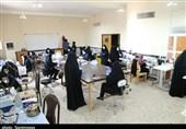 تداوم خدماترسانی گروههای آتش اختیار در دزفول با تولید ماسک + تصاویر