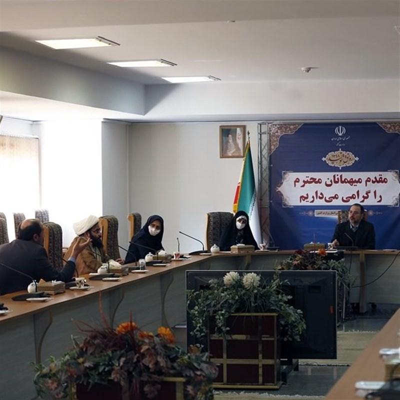 برگزاری دومین جلسه کارگروه ملی مشارکت های مردمی مبارزه با کرونا در وزارت کشور
