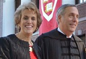 ابتلای رئیس دانشگاه هاروارد و همسرش به کرونا