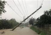 سیل بیش از 10 میلیارد ریال به تاسیسات برق استان بوشهر خسارت زد