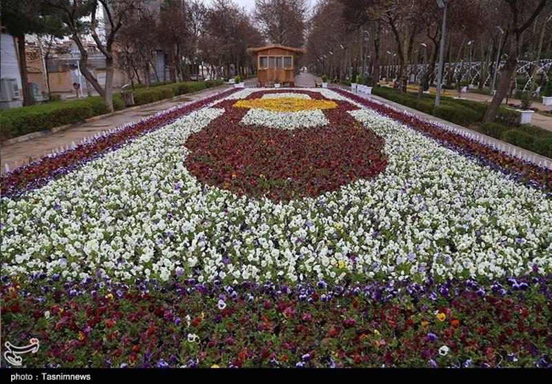 المانهای نوروزی در حال و هوای کرونایی بجنورد بهروایت تصاویر