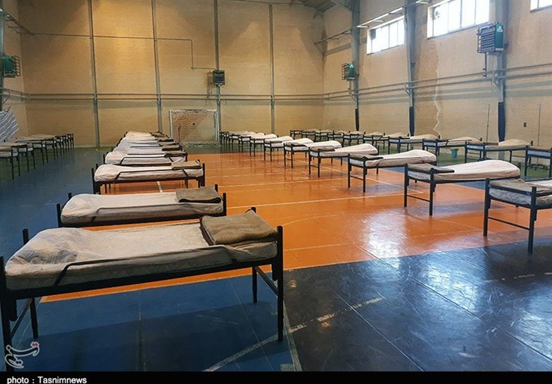 نقاهتگاه بیماران کرونایی در سنندج ایجاد شد