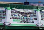 گزارش بیمارستان سیار سپاه وارد چرخه درمانی کرونا در سنندج شد+ تصاویر