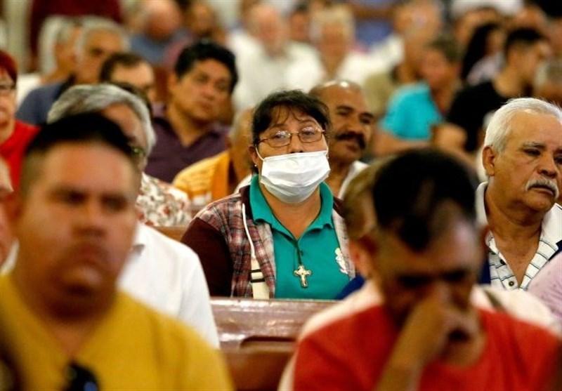 پرستاران و پزشکان مکزیکی ماسک و دستکش پیدا نمیکنند