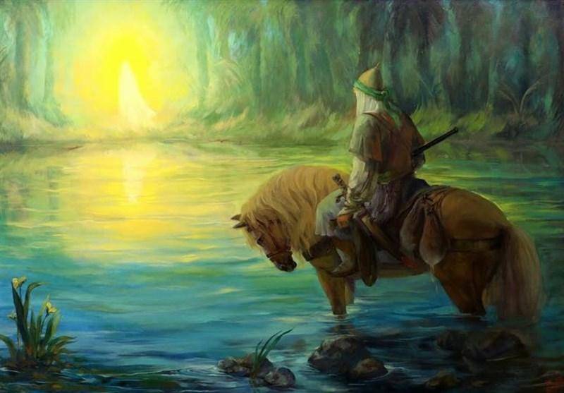 حضرت عباس (ع) , امام حسین (ع) , ماه شعبان | شعبان المعظّم ,