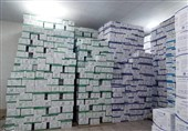 رئیس پلیس امنیت اقتصادی ناجا: 151 هزار جفت دستکش بهداشتی از محتکران اقتصادی کشف شد