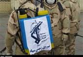 «رزمایش شهدای عرصه سلامت» سپاه در رشت به روایت تصویر