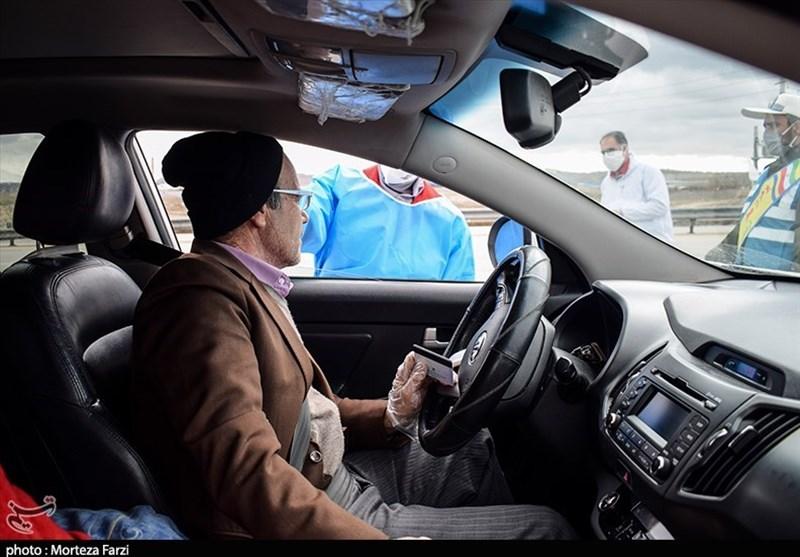 تبسنجی 700 هزار سرنشین 264 هزار خودرو در خروجیهای آذربایجان شرقی+تصاویر