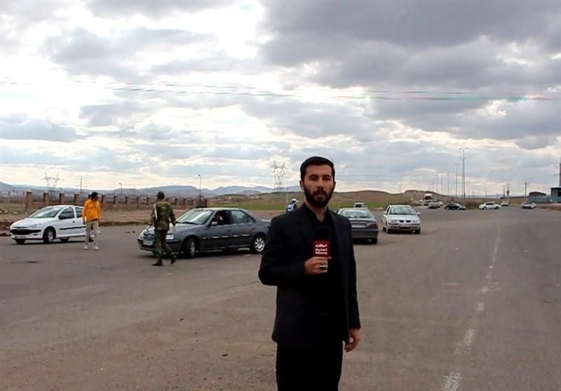 گزارش ویدیویی تسنیم| زنگ خطر جدی کرونا با ورود مسافران نوروزی به آذربایجان شرقی / جولان پلاکهای غیربومی در شهر