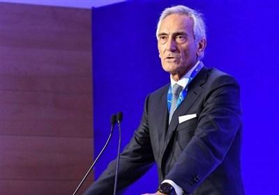 رئیس فدراسیون فوتبال ایتالیا: نمیگذارم سری A نیمه کاره رها شود/ از یوفا و فیفا اجازه میگیرم در تابستان بازی کنیم