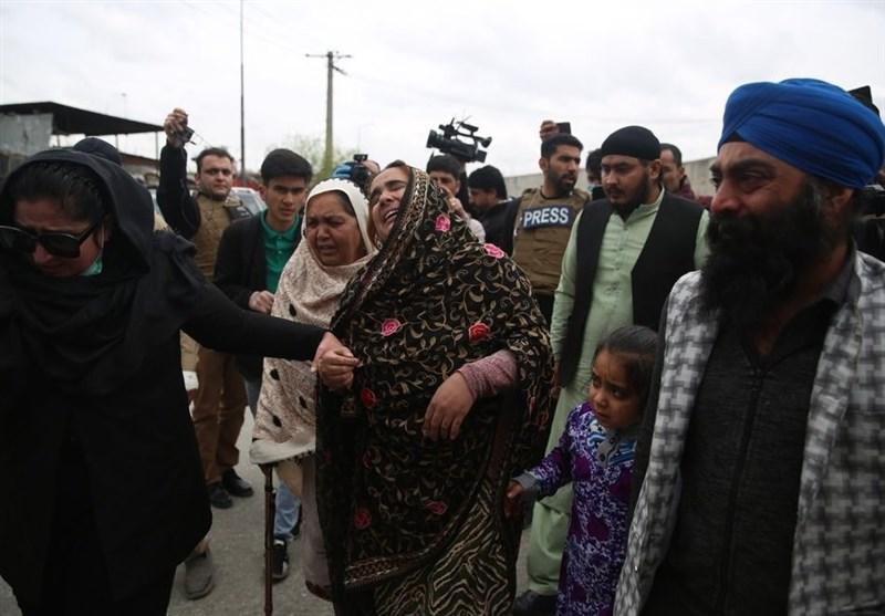 افزایش تلفات حمله داعش به عبادتگاه سیکها در کابل به 25 کشته