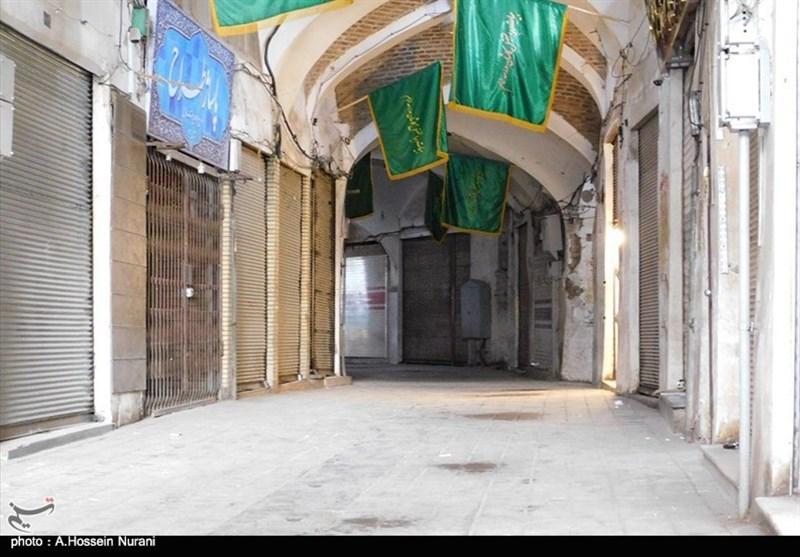 آخرین اخبار کرونا در کاشان| تعطیلی واحدهای صنفی در کاشان به روایت تصویر/3 واحد مختلف در اردستان پلمب شد