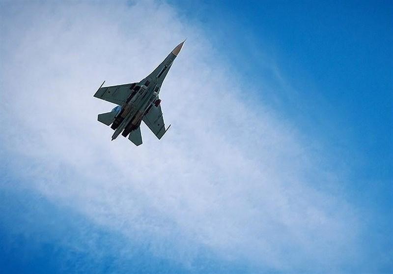 تأیید سقوط جنگنده سوخوی روسیه در دریای سیاه