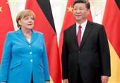گفتگوی سران آلمان و چین در خصوص موضوعات دوجانبه و تحولات افغانستان