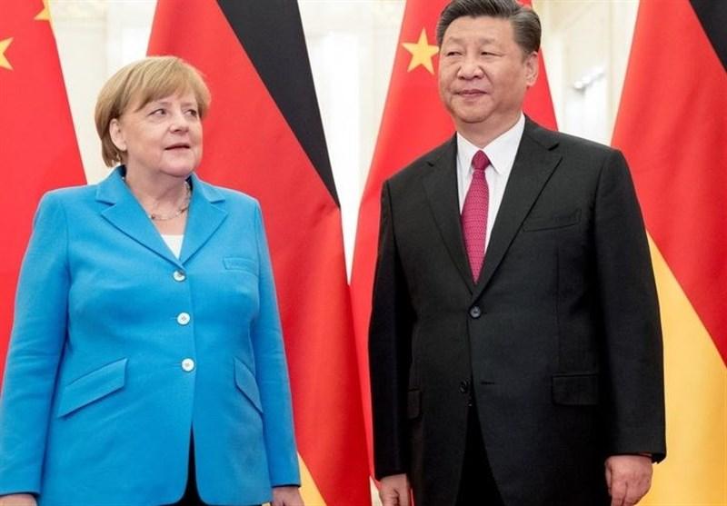 گفتگوی تلفنی سران آلمان و چین درباره بحران کرونا
