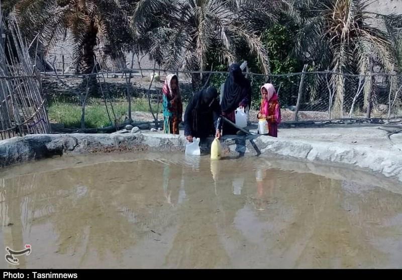 ساخت مخزن آب روستایی با مشارکت سپاه/مردم ذهبارک به زودی از آب شرب سالم بهرهمند میشوند