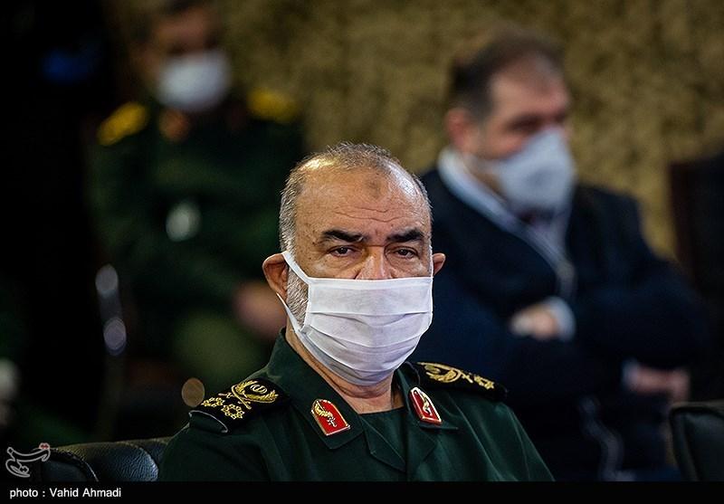 فرماندهکل سپاه: آمریکا قادر به ترمیم زخمهایش نیست/ ما هرروز قدرتمندتر شدهایم/ برد سلاحهایمان را میافزاییم