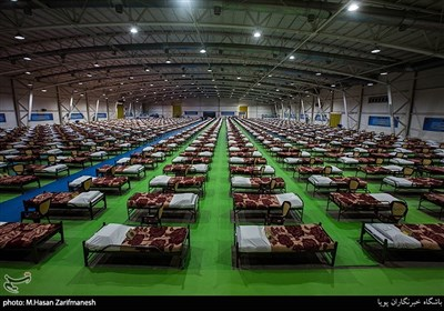 مجتمع بیمارستانی و نقاهتگاه 2000 تختخوابی ارتش