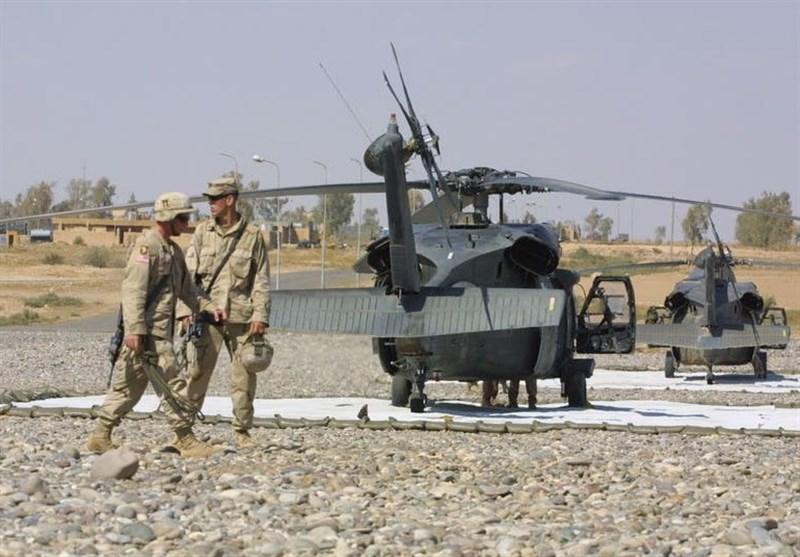التحالف الأمریکی یسلم قاعدة القیارة للقوات العراقیة