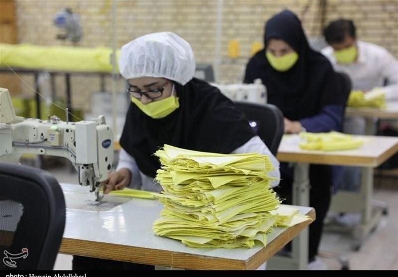 خط تولید ماسک N95 در استان بوشهر راهاندازی میشود