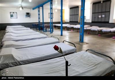 آمادگی تیپ 392 زرهی ارتش برای مقابله با بیماری کرونا