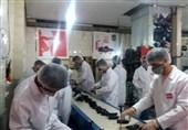 روزانه 80 هزار ماسک در شهرستان رباط کریم تولید میشود