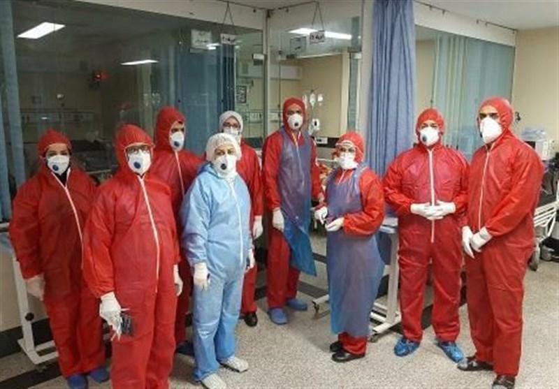 گزارش تسنیم از تلاش مدافعان سلامت در مازندران + تصاویر