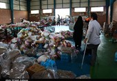 """طرح نذر 3  هلال احمر زنجان به یاری مردم محروم """"دوشینکوه"""" سیستان و بلوچستان شتافت"""