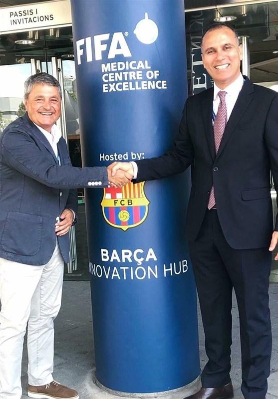ابتلای 2 عضو دیگر باشگاه بارسلونا به ویروس کرونا
