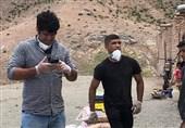 کمک دو کشتیگیر به اهالی مناطق محروم زاهدان