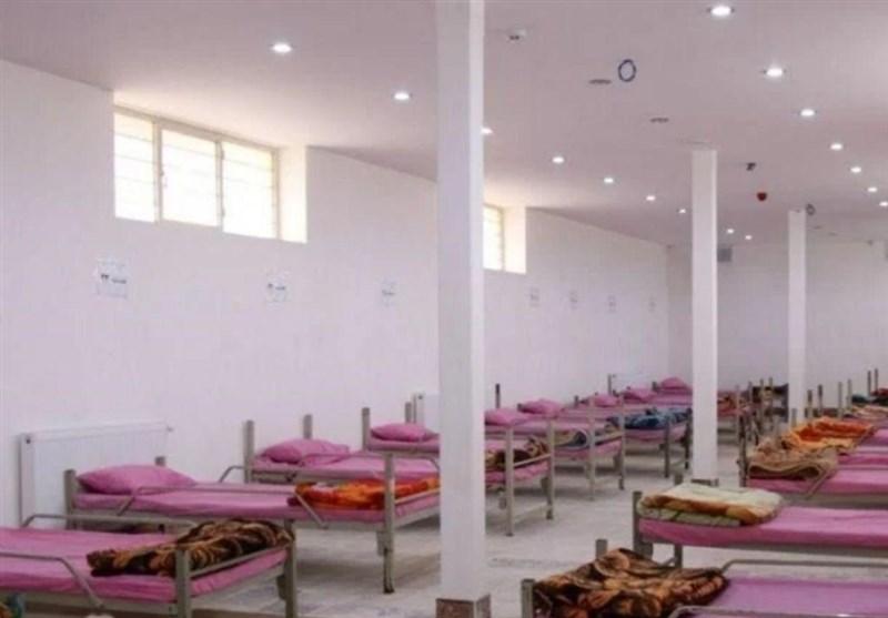 900 نفر از بیماران کرونایی استان اردبیل با حال عمومی مطلوب ترخیص شدند