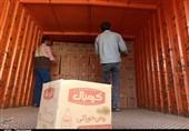 یاسوج|11 تن اقلام معیشتی و حمایتی به مناطق سیل زده استان کرمان ارسال شد + تصاویر