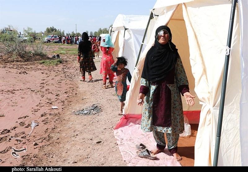 سیل به 12 منزل مسکونی در شهرستان خلخال خسارت وارد کرد؛ تمامی خانوادههای آسیبدیده اسکان یافتند