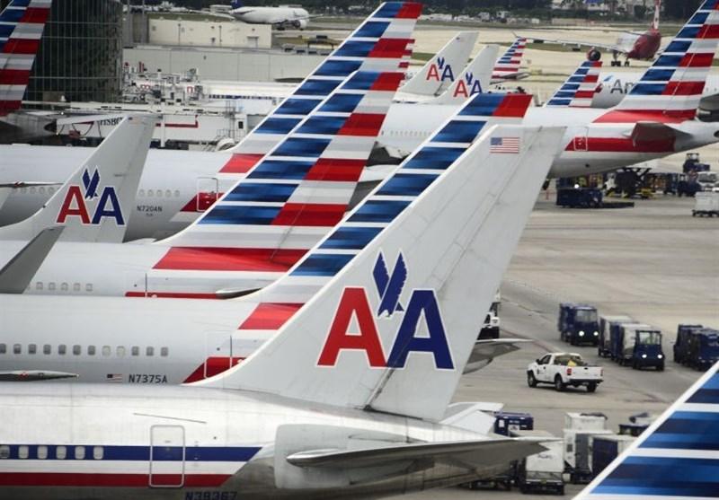 خطوط هوایی آمریکا بسته کمک 32 میلیارد دلاری دریافت می کنند