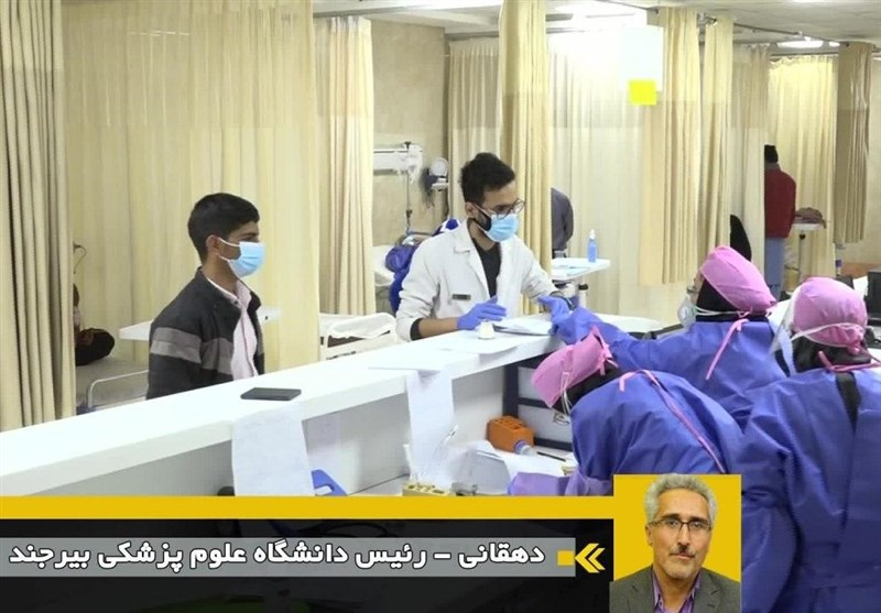 آمار مبتلایان به ویروس کرونا در خراسان جنوبی به 282 نفر افزایش یافت
