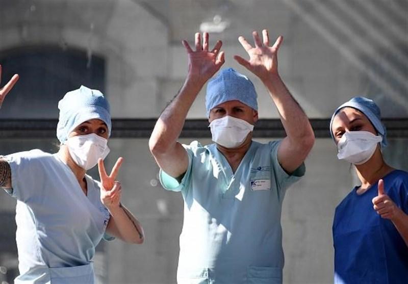 آماده نبودن نظام درمانی فرانسه برای بحران؛ استیصال پزشکان و کادرهای بهداشت