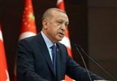 درخواست مجدد اردوغان برای عضویت ترکیه در اتحادیه اروپا