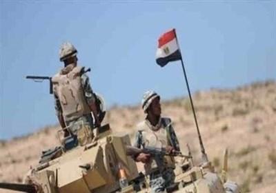 کشته شدن ۱۹ تروریست در شمال سیناء
