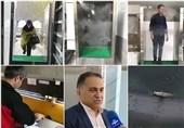 تولید «گیت ضدعفونی پرسنل» برای محافظت در مقابل کرونا توسط شرکت دانش بنیان ایرانی