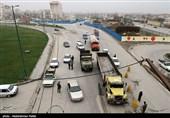 بار ترافیک در تمامی محورهای شرق استان تهران کاهش یافته است