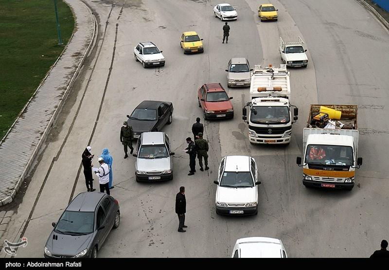 حمله به مأموران پلیس حین جلوگیری از تردد یک خودروی غیربومی/ 5 نفر بازداشت شدند
