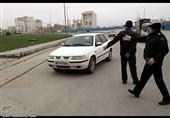 بازگرداندن 4500 خودرو از مبادی تهران