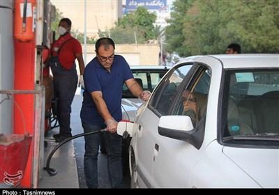گزارش خبرنگاران تسنیم از استانها| آغاز فعالیت مجدد برخی جایگاههای سوخت در کشور / عرضه بدون وقفه بنزین + فیلم و عکس