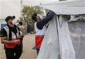 کرونا|افزایش آمار مبتلایان به 12 نفر در نوار غزه