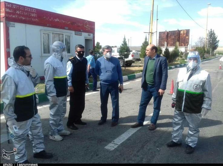 آخرین اخبارخوزستان|طرح جامع غربالگری در بندرماهشهر اجرا میشود/برخورد قاطع با اصناف بی توجه به کرونا در دزفول +تصاویر